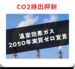 CO2排出抑制